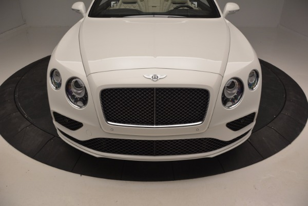 New 2017 Bentley Continental GT Speed Convertible for sale Sold at Pagani of Greenwich in Greenwich CT 06830 25