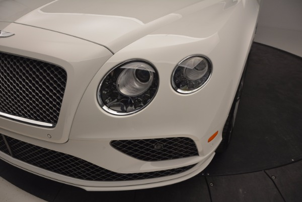 New 2017 Bentley Continental GT Speed Convertible for sale Sold at Pagani of Greenwich in Greenwich CT 06830 26