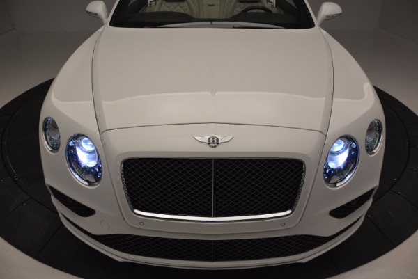 New 2017 Bentley Continental GT Speed Convertible for sale Sold at Pagani of Greenwich in Greenwich CT 06830 27