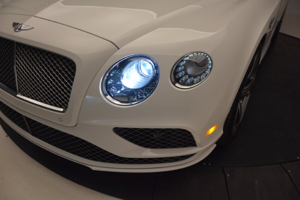New 2017 Bentley Continental GT Speed Convertible for sale Sold at Pagani of Greenwich in Greenwich CT 06830 28
