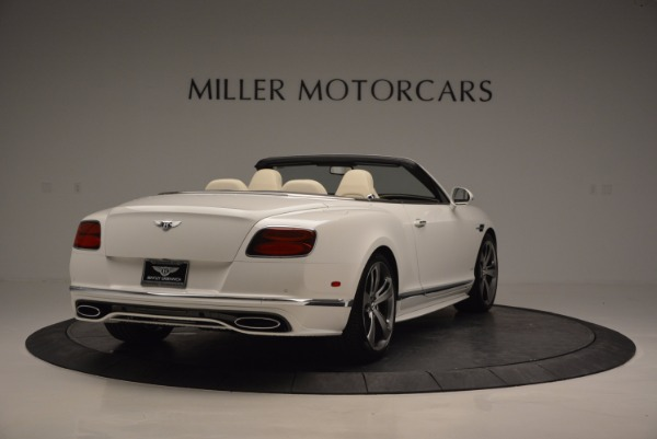 New 2017 Bentley Continental GT Speed Convertible for sale Sold at Pagani of Greenwich in Greenwich CT 06830 7