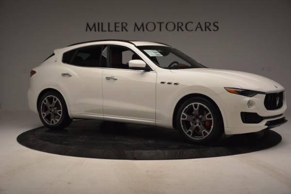 New 2017 Maserati Levante for sale Sold at Pagani of Greenwich in Greenwich CT 06830 10