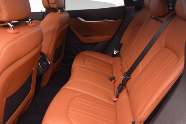 New 2017 Maserati Levante for sale Sold at Pagani of Greenwich in Greenwich CT 06830 18