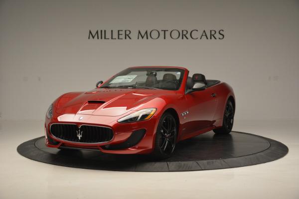 New 2017 Maserati GranTurismo Sport Special Edition for sale Sold at Pagani of Greenwich in Greenwich CT 06830 1