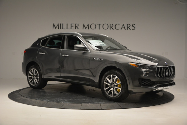 Used 2017 Maserati Levante S Ex Service Loaner for sale Sold at Pagani of Greenwich in Greenwich CT 06830 10