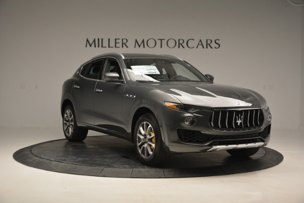 Used 2017 Maserati Levante S Ex Service Loaner for sale Sold at Pagani of Greenwich in Greenwich CT 06830 11