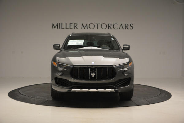 Used 2017 Maserati Levante S Ex Service Loaner for sale Sold at Pagani of Greenwich in Greenwich CT 06830 12