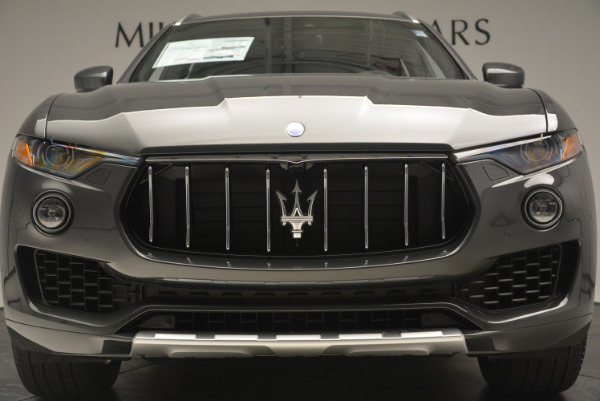 Used 2017 Maserati Levante S Ex Service Loaner for sale Sold at Pagani of Greenwich in Greenwich CT 06830 13