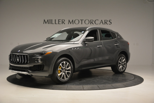 Used 2017 Maserati Levante S Ex Service Loaner for sale Sold at Pagani of Greenwich in Greenwich CT 06830 2