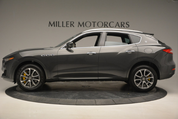 Used 2017 Maserati Levante S Ex Service Loaner for sale Sold at Pagani of Greenwich in Greenwich CT 06830 3