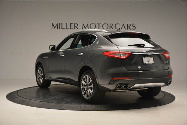 Used 2017 Maserati Levante S Ex Service Loaner for sale Sold at Pagani of Greenwich in Greenwich CT 06830 5