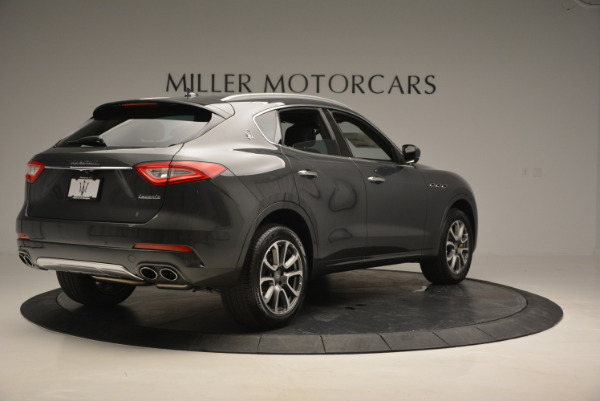 Used 2017 Maserati Levante S Ex Service Loaner for sale Sold at Pagani of Greenwich in Greenwich CT 06830 7