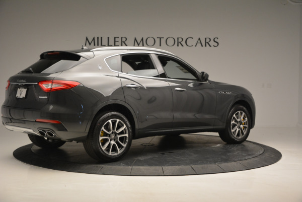 Used 2017 Maserati Levante S Ex Service Loaner for sale Sold at Pagani of Greenwich in Greenwich CT 06830 8