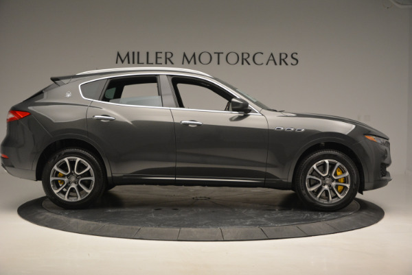 Used 2017 Maserati Levante S Ex Service Loaner for sale Sold at Pagani of Greenwich in Greenwich CT 06830 9