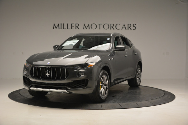 Used 2017 Maserati Levante S Ex Service Loaner for sale Sold at Pagani of Greenwich in Greenwich CT 06830 1