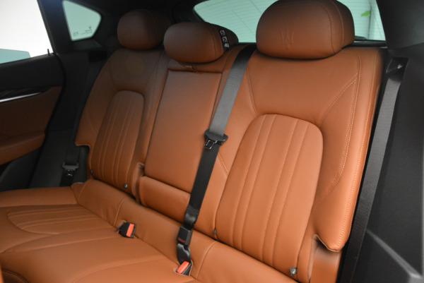 New 2017 Maserati Levante for sale Sold at Pagani of Greenwich in Greenwich CT 06830 20