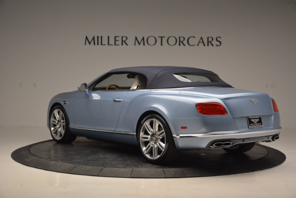 New 2017 Bentley Continental GT V8 for sale Sold at Pagani of Greenwich in Greenwich CT 06830 17