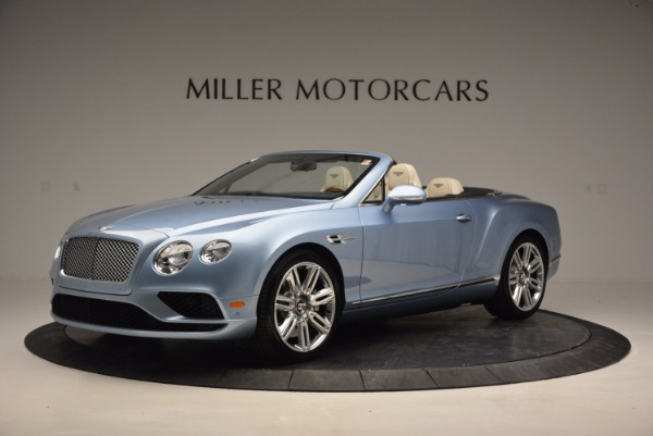 New 2017 Bentley Continental GT V8 for sale Sold at Pagani of Greenwich in Greenwich CT 06830 2