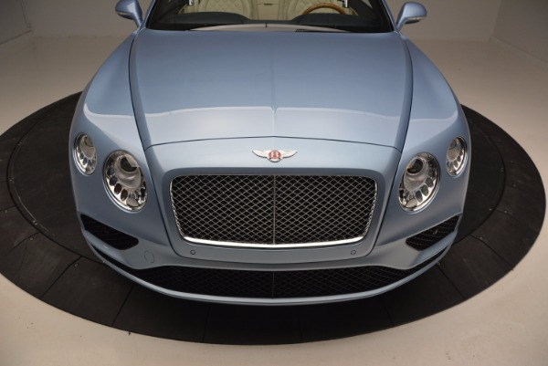 New 2017 Bentley Continental GT V8 for sale Sold at Pagani of Greenwich in Greenwich CT 06830 26