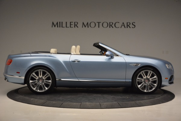 New 2017 Bentley Continental GT V8 for sale Sold at Pagani of Greenwich in Greenwich CT 06830 9