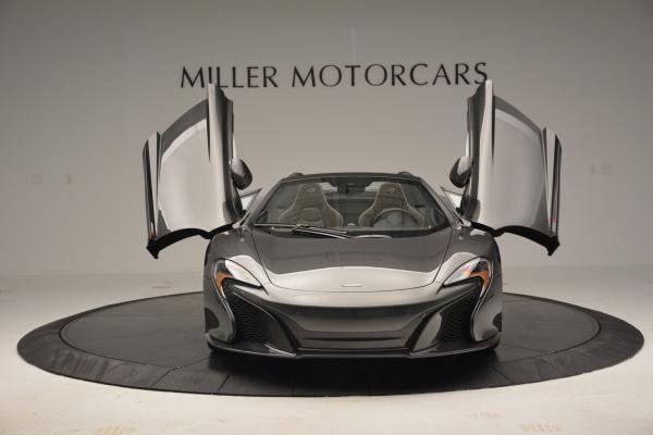 Used 2016 McLaren 650S SPIDER Convertible for sale Sold at Pagani of Greenwich in Greenwich CT 06830 13