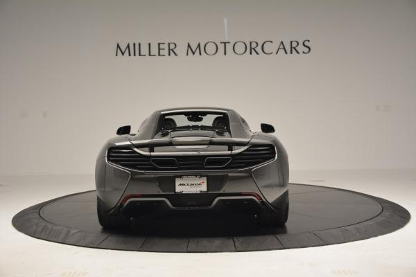 Used 2016 McLaren 650S SPIDER Convertible for sale Sold at Pagani of Greenwich in Greenwich CT 06830 16