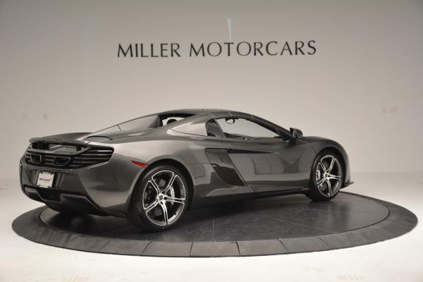 Used 2016 McLaren 650S SPIDER Convertible for sale Sold at Pagani of Greenwich in Greenwich CT 06830 18