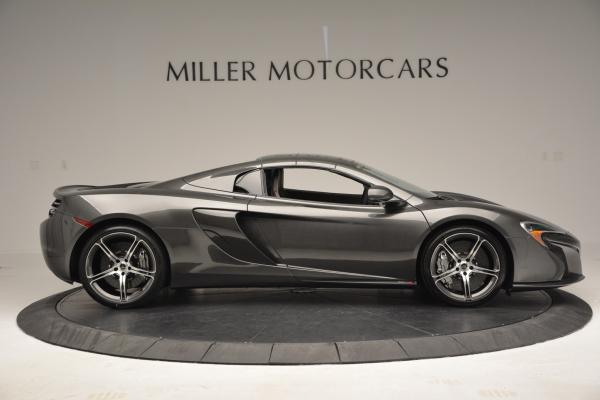 Used 2016 McLaren 650S SPIDER Convertible for sale Sold at Pagani of Greenwich in Greenwich CT 06830 19