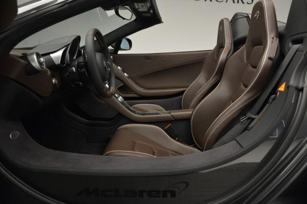 Used 2016 McLaren 650S SPIDER Convertible for sale Sold at Pagani of Greenwich in Greenwich CT 06830 22