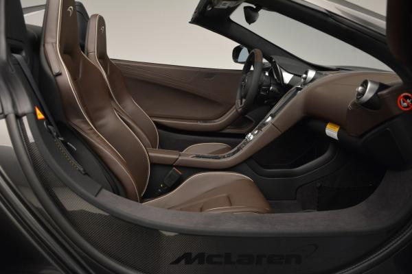 Used 2016 McLaren 650S SPIDER Convertible for sale Sold at Pagani of Greenwich in Greenwich CT 06830 26