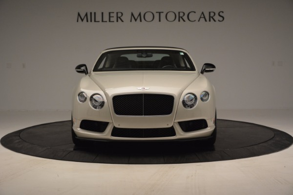 Used 2014 Bentley Continental GT V8 S for sale Sold at Pagani of Greenwich in Greenwich CT 06830 13