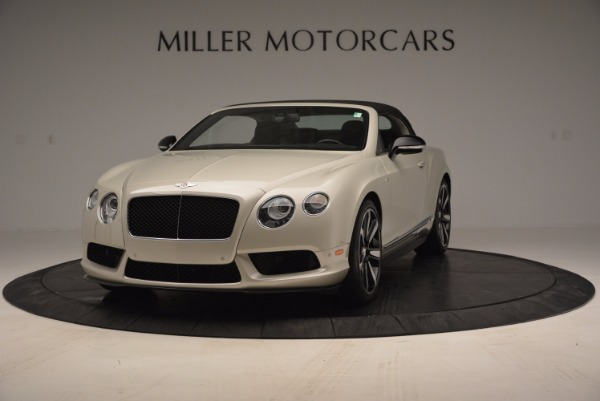 Used 2014 Bentley Continental GT V8 S for sale Sold at Pagani of Greenwich in Greenwich CT 06830 14