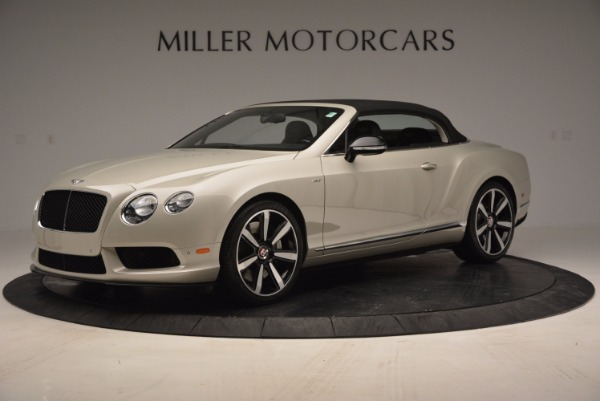 Used 2014 Bentley Continental GT V8 S for sale Sold at Pagani of Greenwich in Greenwich CT 06830 15