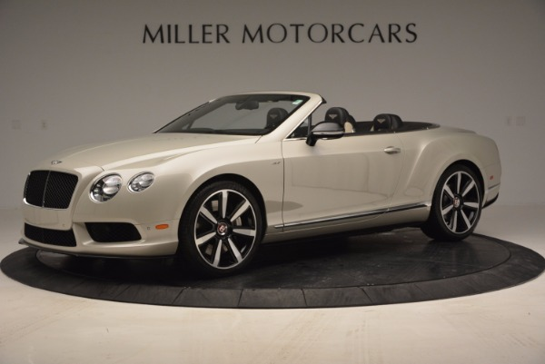 Used 2014 Bentley Continental GT V8 S for sale Sold at Pagani of Greenwich in Greenwich CT 06830 2