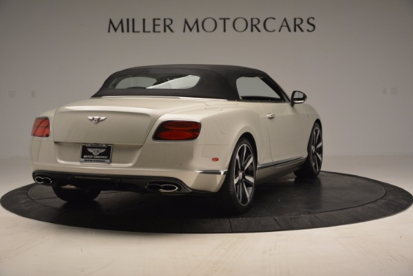 Used 2014 Bentley Continental GT V8 S for sale Sold at Pagani of Greenwich in Greenwich CT 06830 20