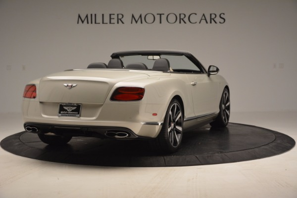 Used 2014 Bentley Continental GT V8 S for sale Sold at Pagani of Greenwich in Greenwich CT 06830 7