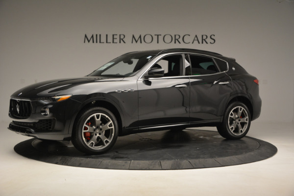 New 2017 Maserati Levante for sale Sold at Pagani of Greenwich in Greenwich CT 06830 2