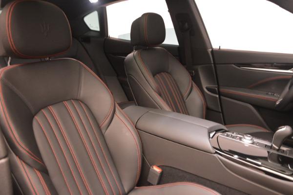 New 2017 Maserati Levante for sale Sold at Pagani of Greenwich in Greenwich CT 06830 23