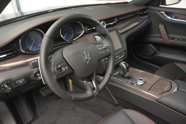 Used 2017 Maserati Quattroporte S Q4 GranLusso for sale Sold at Pagani of Greenwich in Greenwich CT 06830 13