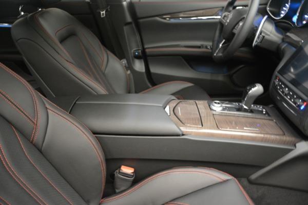 Used 2017 Maserati Quattroporte S Q4 GranLusso for sale Sold at Pagani of Greenwich in Greenwich CT 06830 20
