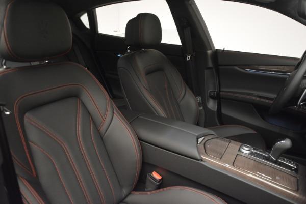 Used 2017 Maserati Quattroporte S Q4 GranLusso for sale Sold at Pagani of Greenwich in Greenwich CT 06830 21