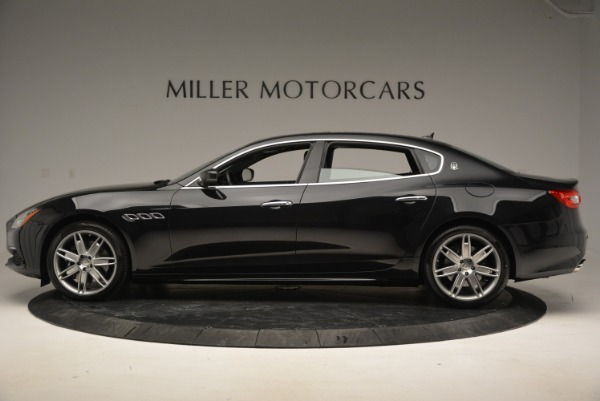 Used 2017 Maserati Quattroporte S Q4 GranLusso for sale Sold at Pagani of Greenwich in Greenwich CT 06830 3