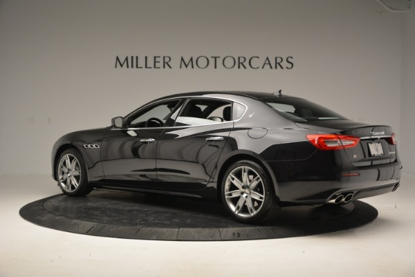 Used 2017 Maserati Quattroporte S Q4 GranLusso for sale Sold at Pagani of Greenwich in Greenwich CT 06830 4