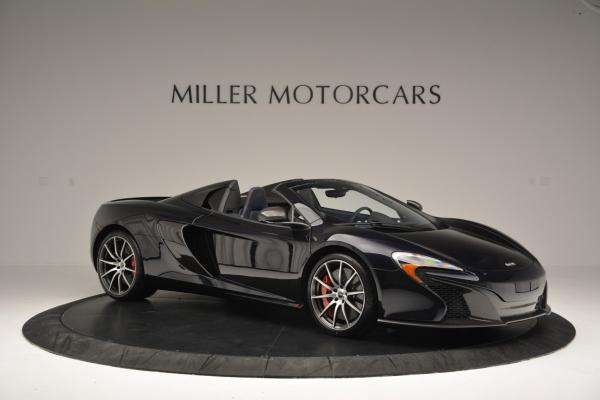 New 2016 McLaren 650S Spider for sale Sold at Pagani of Greenwich in Greenwich CT 06830 10