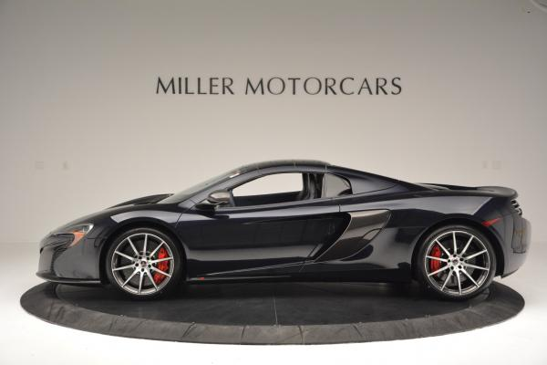 New 2016 McLaren 650S Spider for sale Sold at Pagani of Greenwich in Greenwich CT 06830 16