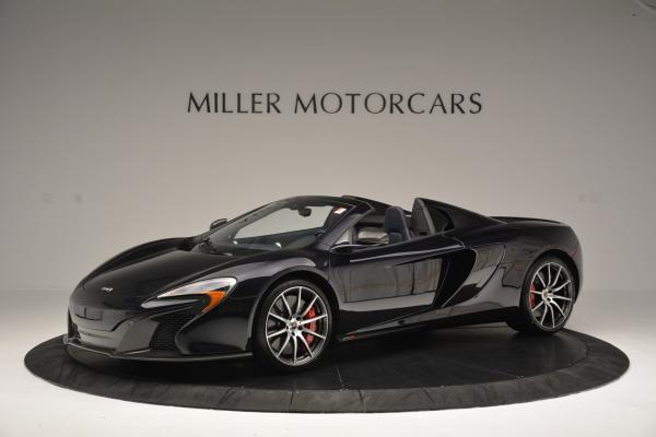 New 2016 McLaren 650S Spider for sale Sold at Pagani of Greenwich in Greenwich CT 06830 2