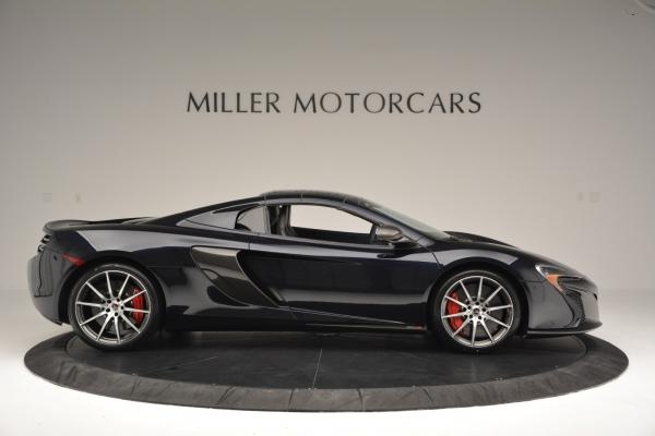 New 2016 McLaren 650S Spider for sale Sold at Pagani of Greenwich in Greenwich CT 06830 20