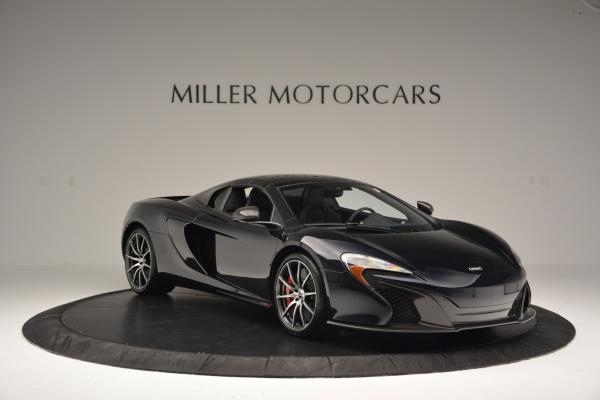 New 2016 McLaren 650S Spider for sale Sold at Pagani of Greenwich in Greenwich CT 06830 21