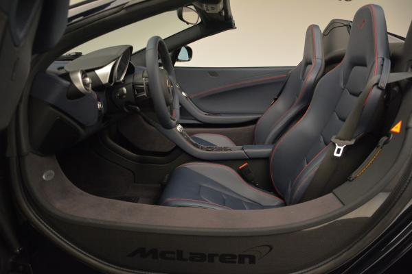 New 2016 McLaren 650S Spider for sale Sold at Pagani of Greenwich in Greenwich CT 06830 23