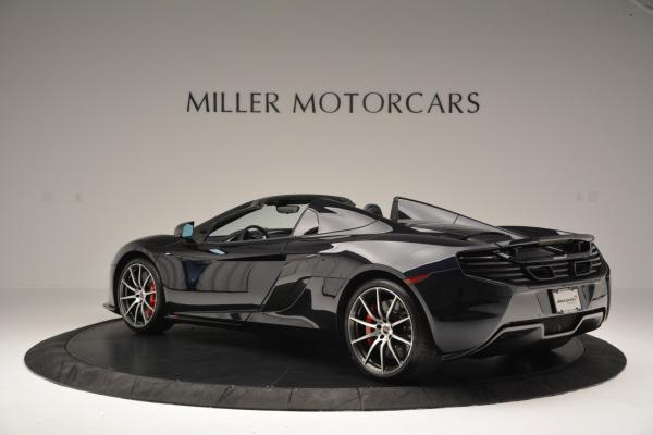New 2016 McLaren 650S Spider for sale Sold at Pagani of Greenwich in Greenwich CT 06830 4